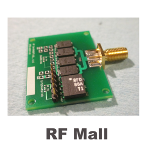 Medium Power RF-DC Converter Module
