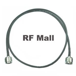 RG58 Cable Assembly, N-type Connector(Male)