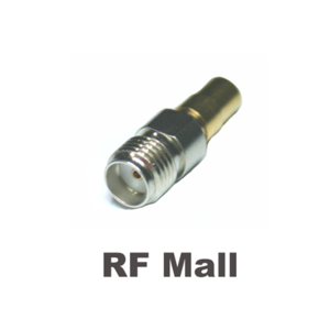 Conversion adapter for Hirose U.FL receptacle