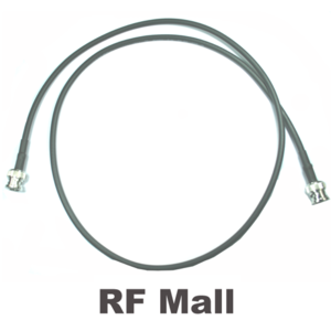 RG58 Cable Assembly, BNC Connector(Male)